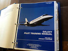 Gulfstream 200 aka IAI Galaxy Pilot Training Manual Vol. 2 Aircraft Systems