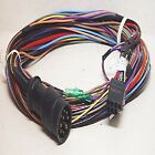 COBALT MERCURY 18 FT OUTBOARD MARINE BOAT ENGINE WIRING HARNESS