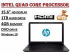 """ASUS X540LA 15.6"""" Laptop Intel core i3-5020U 4GB RAM 1TB HDD DVDRW Win 10"""