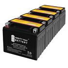 Mighty Max 4 Pack - YTX9-BS Battery Replacement for Suzuki LTZ400 QuadSport ATV