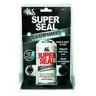 A/C PRO R-134a Super Seal Kit w/ Hose Metal Rubber Repair AC Stop Leak QUEST