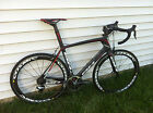 BH G6 DA Di2 11spd 58cm carbon road racing bicycle or frame.  Bring all offers.