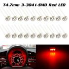 20x Upgrade Super Red LED KIT Cluster Repair For 03 04 05 06 Chevy BACKLIGHT