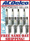 8 PACK Spark Plugs - Iridium ACDELCO 41-101  (8 spark plugs)