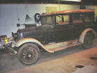 Willys 70A ANTIQUE 1928 WILLYS KNIGHT MODEL 70A SEDAN for PARTS OR RESTORE