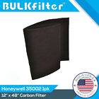"Honeywell 35002 Carbon Pre-filter 12"" x 48"" BY BulkFilter Brand"