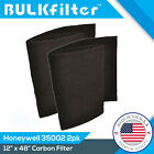 """Replacement for Honeywell 35002 Carbon Pre-filter 12""""x48"""" 2-Pack BY BulkFilter"""