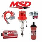 MSD 9020 Ignition Kit Digital 6AL/Distributor/Wires/Coil Ford 289/302 Small Cap