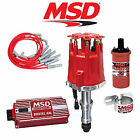 MSD 9026 Ignition Complete Kit Digital 6AL/Distributor/Wires/Coil Buick 215-350