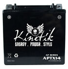 UPG UTX14 12V 12Ah Battery for KAWASAKI KSV700-A, B (KFX700) (2004-2008)
