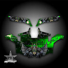 Polaris RZR 900 XP UTV Wrap Graphics Decal Kit 2011-2014 Guardian Green