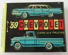 1959 Chevrolet Matchbook (NOS)