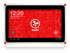 Fuhu Nabi Nabi XD 16GB, Wi-Fi, 10.1in - White New