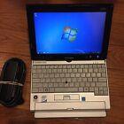 """Fujitsu LifeBook P1620  2GB RAM 40GB HD, Wi-Fi, Win7, 8.9"""" Touch Screen Laptop"""