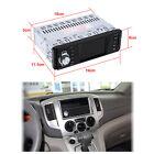 Car MP5 Player Stereo Radio Audio Player FM Aux Input w/ SD/USB Port LCD Display