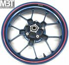 Aprilia RS 125 PY Rear wheel rim Rim Wheel Tyres Ez. 07 06 Yr. 06-08