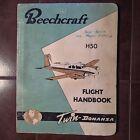 Beechcraft H-50 Twin-Bonanza Flight Handbook Manual