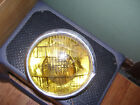 Vintage 1930's 1940's BLC yellow 5 3/4 original fog light