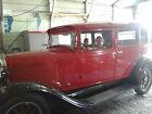 Willys Model 97 Willy's Overland Co 1931 willys six sedan 97 og