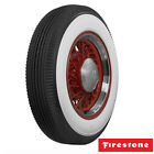 """FIRESTONE Deluxe Champion Whitewall 710-15 (3 1/4"""" ) (Quantity of 4)"""