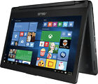 "Asus 2-in-1 13.3"" Touch-Screen Laptop Intel Core i3 6GB Mem 500GB HDD Hairline"