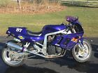 Suzuki: GSX-R 1991 suzuki gsxr 750 pro street only 5 k miles thousands invested