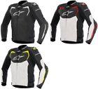 Alpinestars Mens GP Pro Airflow Armored Leather Jacket