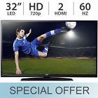 """RCA 32"""" Inch 720p LED LCD TV HDTV 60HZ w/ 2 HDMI - LED32B30RQ"""