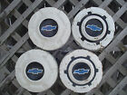 CHEVROLET PICKUP TRUCK BLAZER VAN DOGDISH  HUBCAPS  WHEEL COVERS CENTERCAPS 1/2