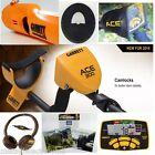 New Garrett Ace 300, Enviro & Coil Covers, Headphones + Waterproof Propointer II