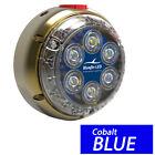 Bluefin LED DL12 Industrial Dock Light Cobalt Blue DL12I-SM-B128