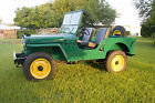 Willys: CJ-2A non-Military None Restored Willys CJ-2A non-military vehicle - 100% of sale goes to our church!