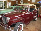 Willys: Jeepster 1948 willys jeepster
