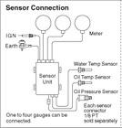 New Pivot Cyber Gauge Sensor Unit for Connecting PIVOT Cyber Gauges CSU