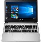 "New 15.6"" Asus 2-in-1 Flip R554LA-RH71T Touchscreen Laptop- i7-5500U 8G 1TB DVD"