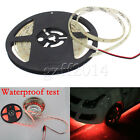 3528 LED Boat Accent red 300 SMD Flexible Strip Light lamp 12V Power Supply