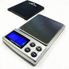 0.1gram precision jewelry electronic digital balance weight pocket scale 1000g