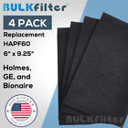 Bionaire A1260C replacement Carbon Filter HAPF60 4 pack BulkFilter Brand