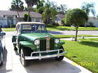 Willys: Jeepster VJ2 1948 willys overland jeepster vj 2 pheaton convertible excellent condition