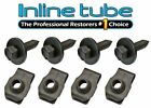 GM Correct Lower Fender Body Front End Hardware Bolts Anchor Head Point & Clips