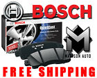 Disc Brake Pad Set-EuroLine Brake Pads Front Bosch 0986460976