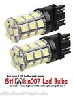 2 - T25 27 led conversion bulbs for 3056, 3057, 3156, 3157, 3356, 3357