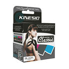 "Kinesio Tape, Tex Classic, 2"" x 4.4 yds, Black  6 PK"