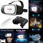 New Google Cardboard 2nd Gen VR BOX Virtual Reality 3D Glasses Bluetooth Control