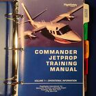 Gulfstream Commander JetProp Training Manual, Vol 1 Operational Info Manual
