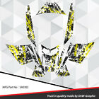 SLED WRAP GRAPHICS KIT DECAL STICKERS SKI-DOO REV MXZ SNOWMOBILE 03-07 SA0302