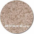 MariDeck Boat Marine Outdoor Vinyl Flooring - Willow Brown - 8.5' x 7'