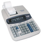 Victor 1570-6 Two-Color Ribbon Printing Calculator, Black/Red Print, 5.2...