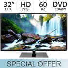 "JVC 32"" Inch 720p HD LED LCD TV 60Hz w/ 3 HDMI & USB HDTV - LT32EM75"
