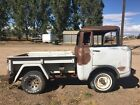 1957 Willys FC-150  1957 Jeep Willys FC-150 Pick Up